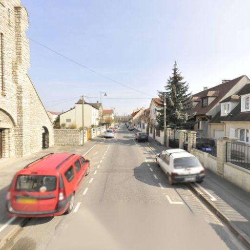 Église Saint-Léon - Église - Maisons-Alfort