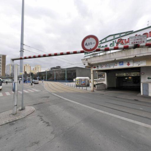Parking Centre Commercial Bobigny 2 - Parking - Bobigny