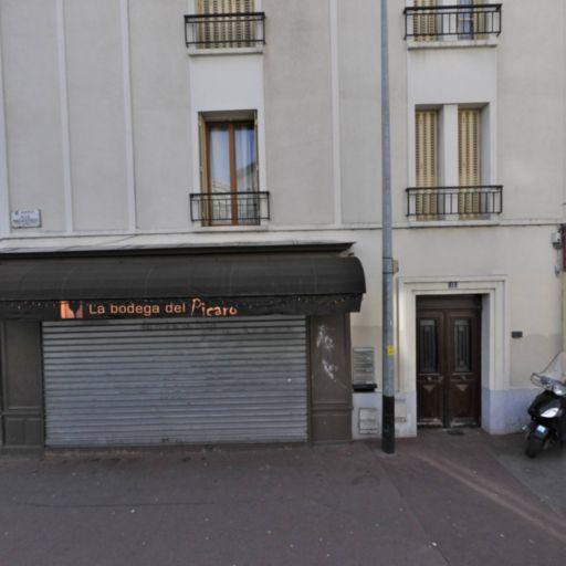 Norrito Nicolas - Librairie - Montreuil