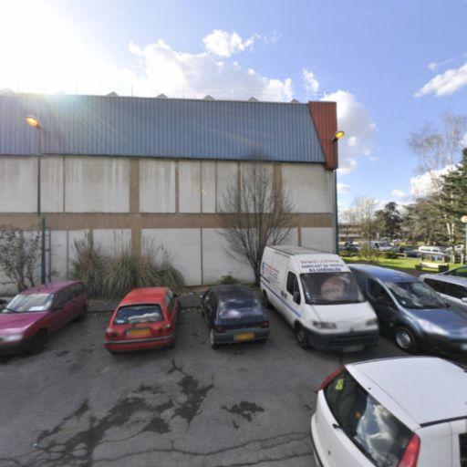 Parking Complexe Sportif Allende - Parking - Fontenay-sous-Bois