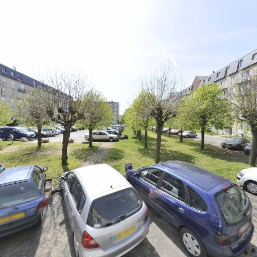 Parking Square François Couperin - Parking - Melun