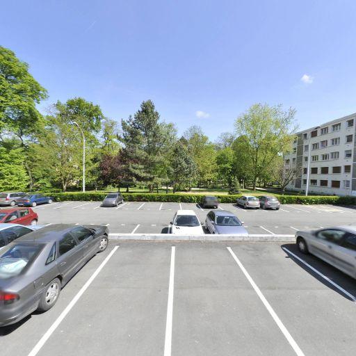 Parking Alphonse Daudet - Parking - Évry-Courcouronnes