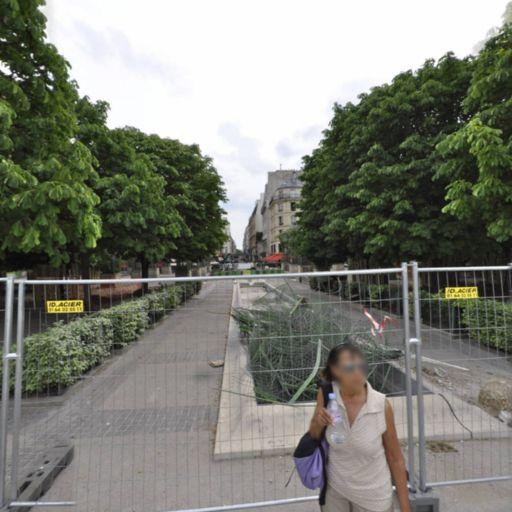 Terrain D'aventures - Parc et zone de jeu - Paris