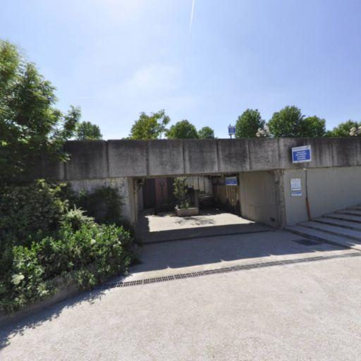 Gymnase Lucien Gaudin - Gymnase - Paris