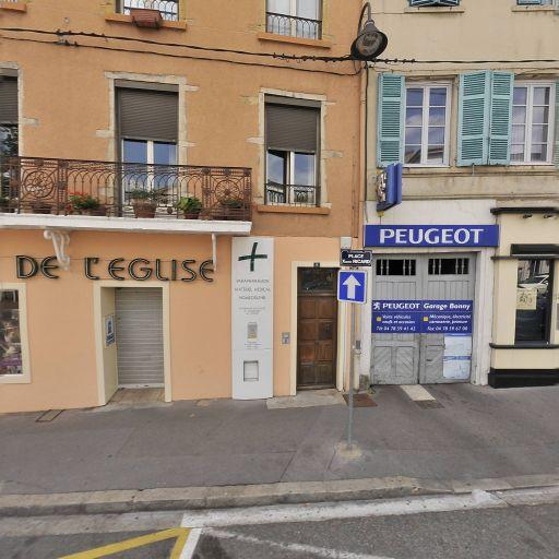 Pharmacie de l'Eglise - Pharmacie - Sainte-Foy-lès-Lyon