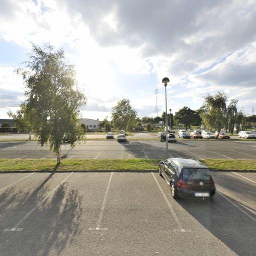 Parking Complexe Sportif de la Cholière - Parking - Orvault