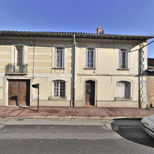Daphnée Pellissier - Masseur kinésithérapeute - Castanet-Tolosan
