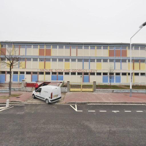 Ecole primaire Georges Lévy - École maternelle publique - Vénissieux