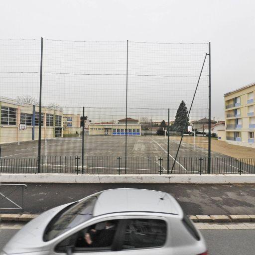 Mairie Vénissieux - École maternelle publique - Vénissieux