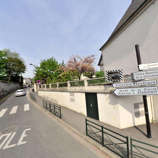 Les Entretiens De Tristan - Paysagiste - Saint-Cyr-sur-Loire
