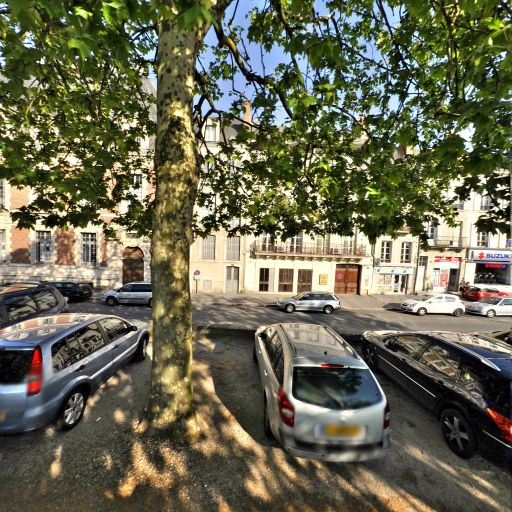 Parking Mail - Parking - Blois