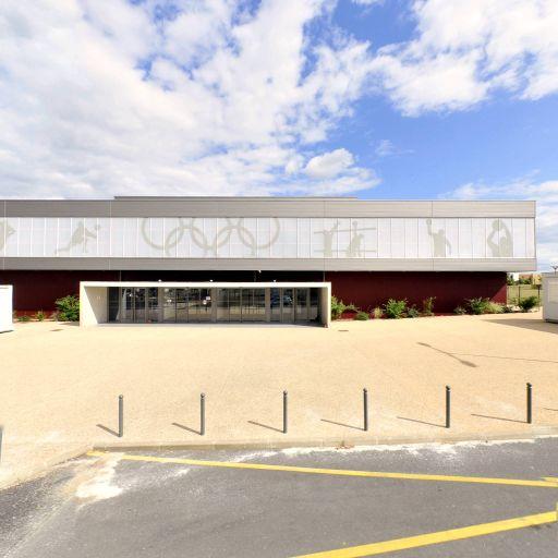 Salle Omnisport Jean Pierre Garnier - Salle de sport - Poitiers