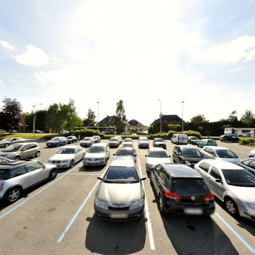 Parking La Forge - Parking - Saint-Grégoire