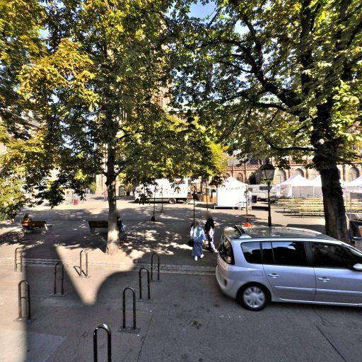 Musée de l'OEuvre-Notre-Dame - Attraction touristique - Strasbourg