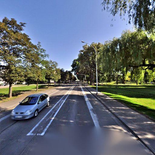 Parc Schulmeister - Schulmeistergut - Parc et zone de jeu - Strasbourg