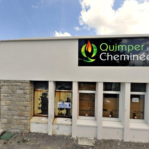 Quimper Cheminées - Ramonage - Quimper