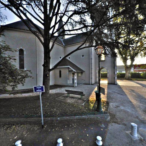Pauillac - Église - Pau