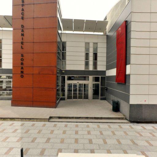 Espace Sorano - Infrastructure sports et loisirs - Vincennes