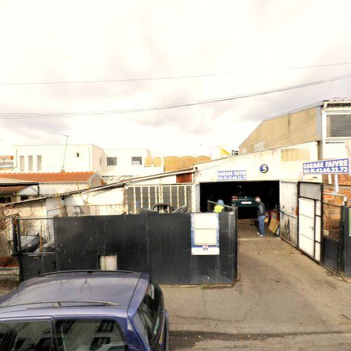 Faivre Christian - Garage automobile - Bagnolet