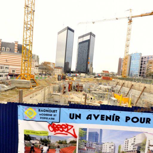 Communauté d'Agglomération Est Ensemble - Cinéma - Bagnolet