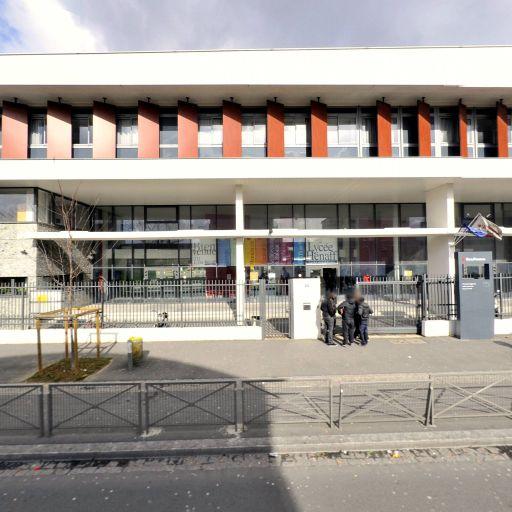 Complexe Sportif Henaff - Infrastructure sports et loisirs - Bagnolet