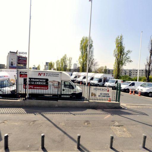 Parking Indigo Centre Commercial Bel Est - Parking public - Bagnolet