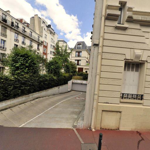 Parking Sacrot - Parking - Saint-Mandé