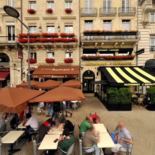 Hotel des 4 Soeurs - Restaurant - Bordeaux