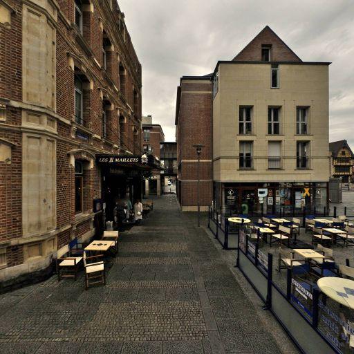 Hôtel le Prieuré MGC ORGANISATION SARL - Restaurant - Amiens