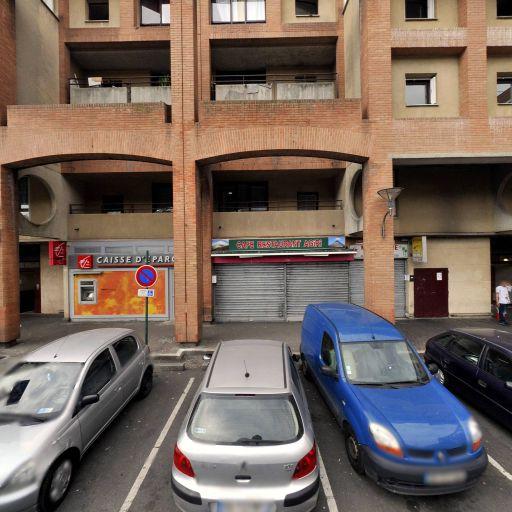Parking Place Jules Vallès - Parking - Évry-Courcouronnes
