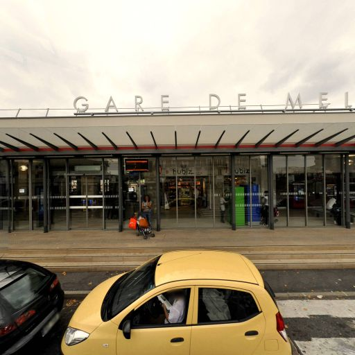 Parking Gare - Parking - Melun