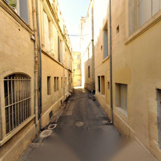 Appartements de l'Hotel de Girard - Attraction touristique - Montpellier