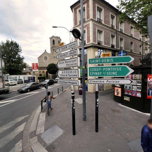 Pharmacie Michelet - Pharmacie - Saint-Ouen-sur-Seine