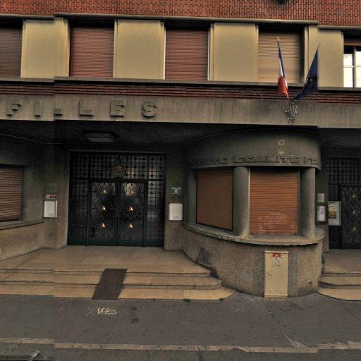 Ecole élémentaire Sud - École primaire publique - Vincennes