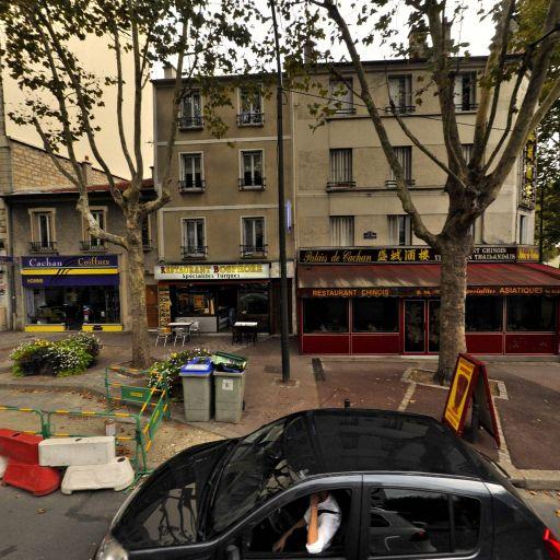 Le Gramophone - Restaurant - Cachan