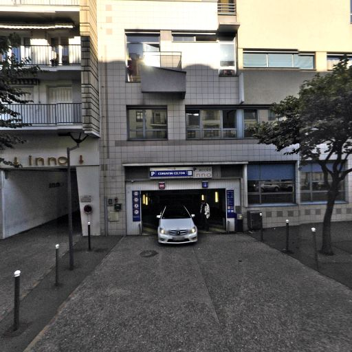 Parking Corentin Celton - Parking public - Issy-les-Moulineaux