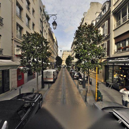Rénovation Olivier Grange - Décorateur - Neuilly-sur-Seine