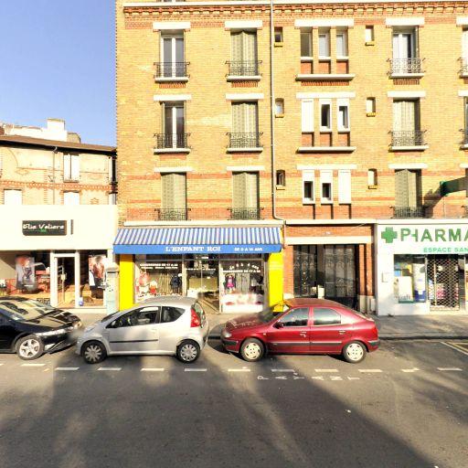 Prioux Patrick - Pharmacie - Suresnes