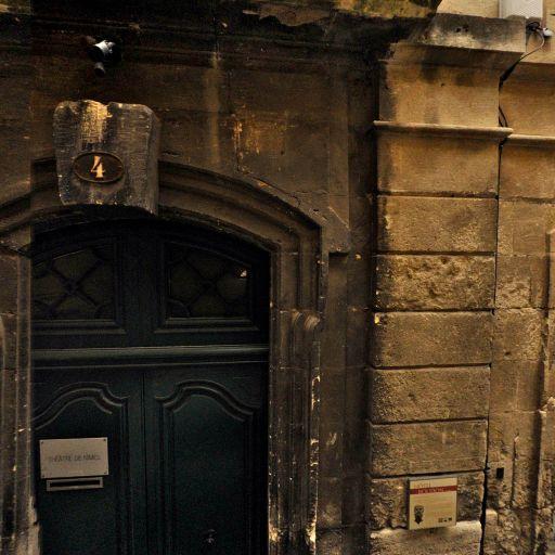Théâtre de Nîmes - Salle de concerts et spectacles - Nîmes