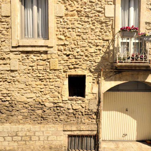 Hall-in - Sérigraphie - Nîmes