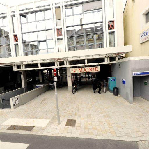 Parking Centre - Parking - Vannes