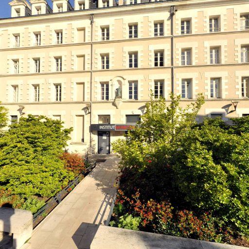 Hôtel - Attraction touristique - Angers