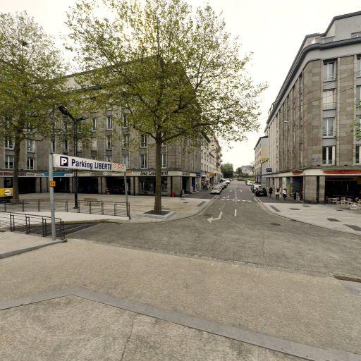 Parking Q-Park Liberté - Parking public - Brest
