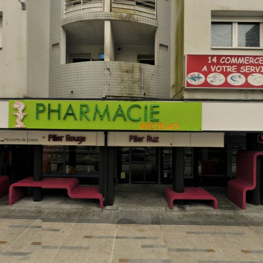 Pharmacie Magali Nicolas - Pharmacie - Brest
