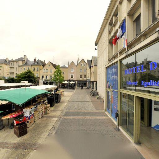 Renard Albert - Aménagement et entretien de parcs et jardins - Chartres