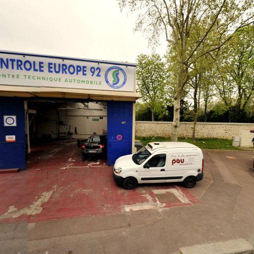 Sécuritest Contrôle Europe 92 Affilié - Contrôle technique de véhicules - Bagneux