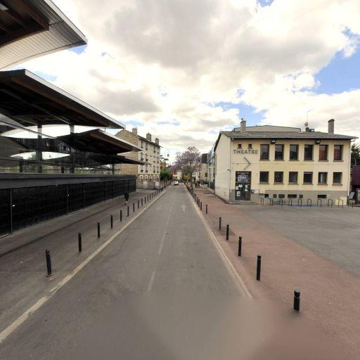 Antony - Centre Ville - Parking - Antony