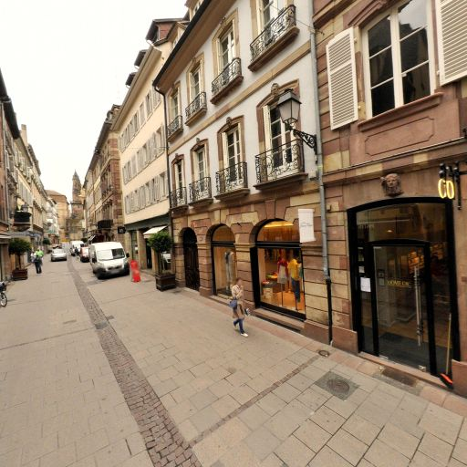 Lacour Mireille - Avocat - Strasbourg