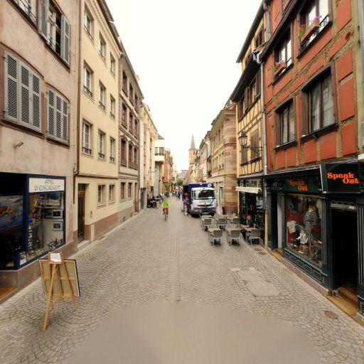 Kilian Francis - Encadrement - Strasbourg