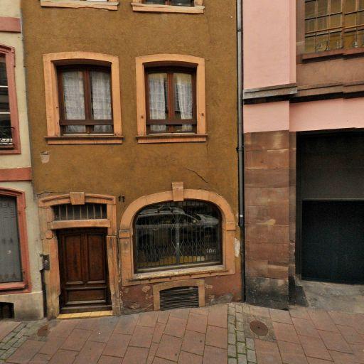 Maison Petzold Kaps Thierry - Signalisation intérieure, extérieure - Strasbourg